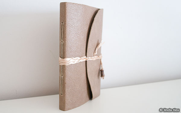 Longstitch bookbinding tutorial for a leather journal tortagialla the materials for this project include leather solutioingenieria Choice Image
