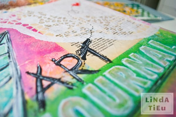 Fun With Art Journaling Round-Up