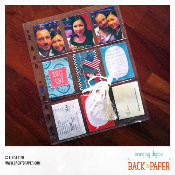 Pocket Scrapbooking Style