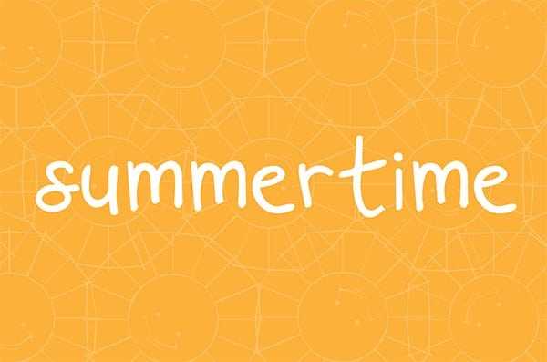 Summertime Digital Printables
