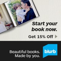 Make Yourself A Blurb Photobook