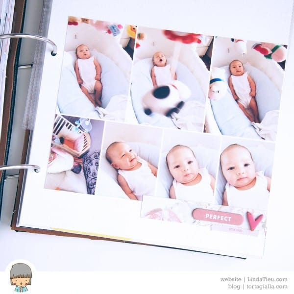 July and August 2015 Memory Book Pages