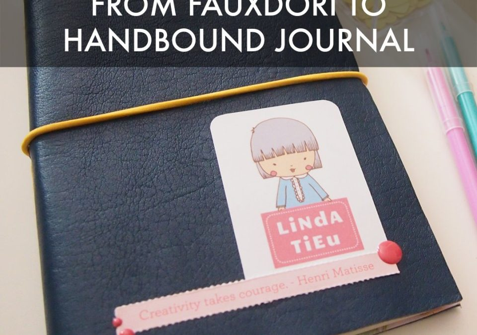 From Fauxdori to Handbound Journal