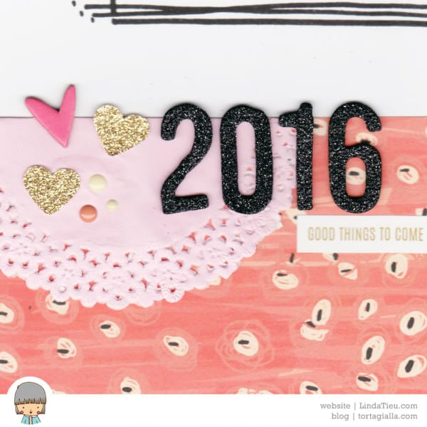 Scrapbook Memory Keeping 2016