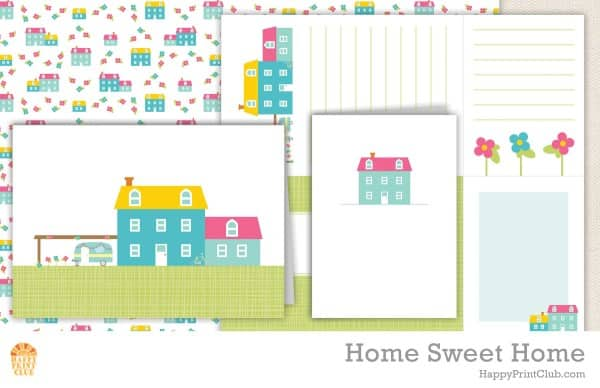 HPC-Printable-home-sweet-home