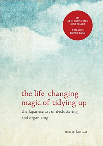 Thoughts on Reading The Life-Changing Magic of Tidying Up