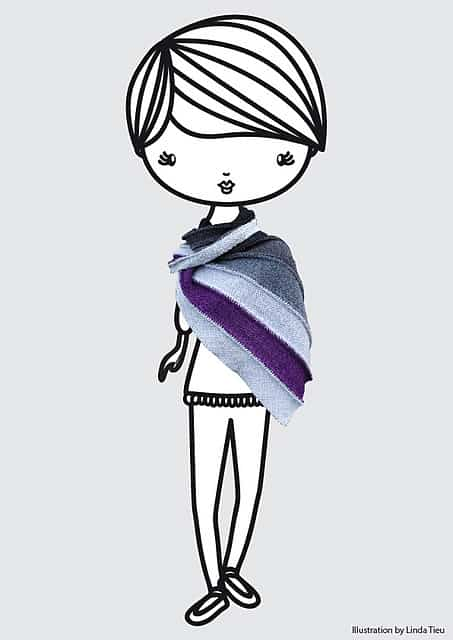 Illustration for Crochet Pattern Designer Tanja Osswald