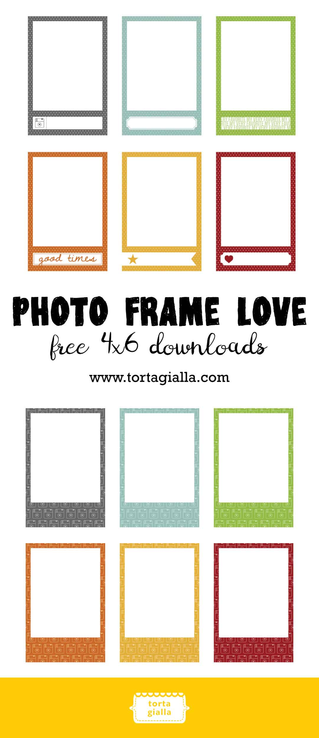 free 4x6 photo frame downloads on tortagialla.com