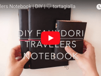Travelers Notebook | DIY | ♡ tortagialla