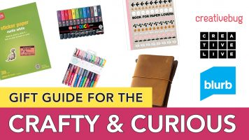 Gift Guide for the Crafty and Curious | For Creative Friends, Crafty Moms and Grandmas Alike