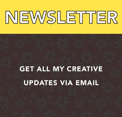 Get all my creative updates via email