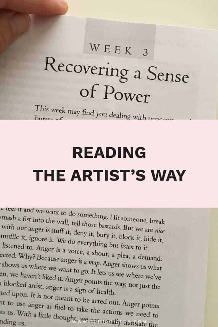 Reading The Artist's Way: Recovering a Sense of Power