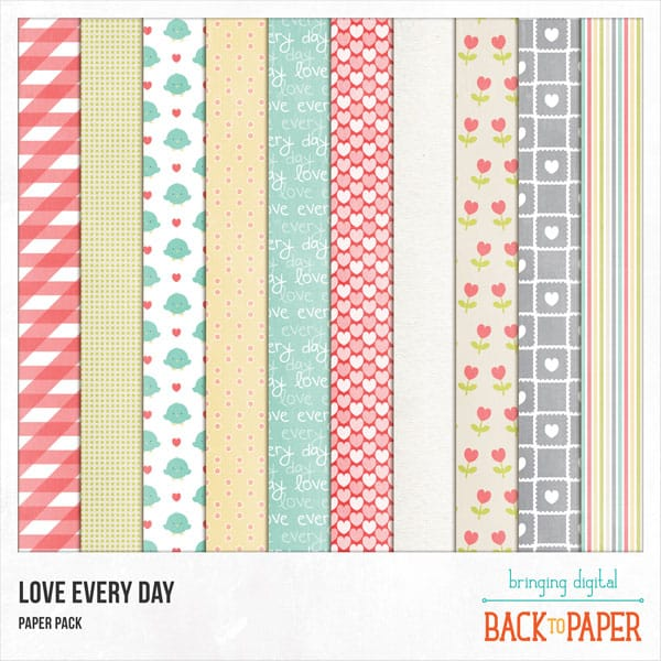 BTP-Love-Every-Day-Papers-Preview