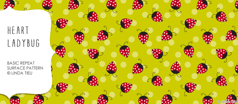 LTieu-heart-ladybug-surface-pattern