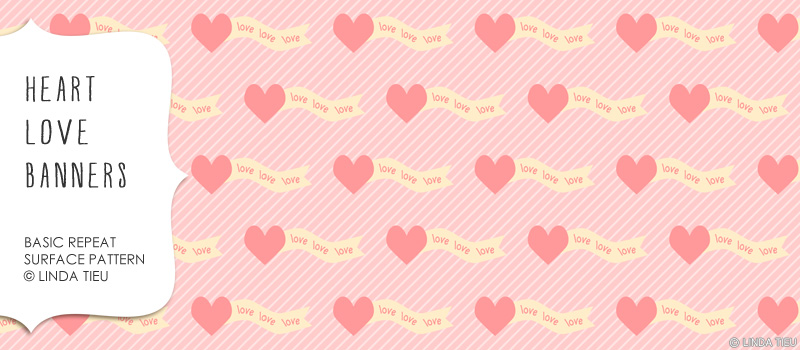 LTieu-heart-love-banners-surface-pattern