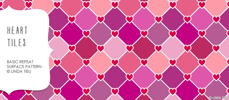 LTieu-heart-tiles-surface-pattern