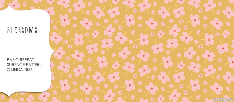 LTieu-blossoms-gold-surface-pattern
