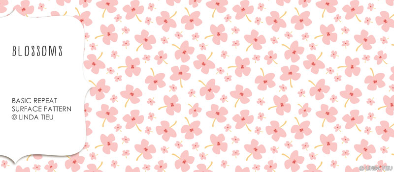 LTieu-blossoms-white-surface-pattern