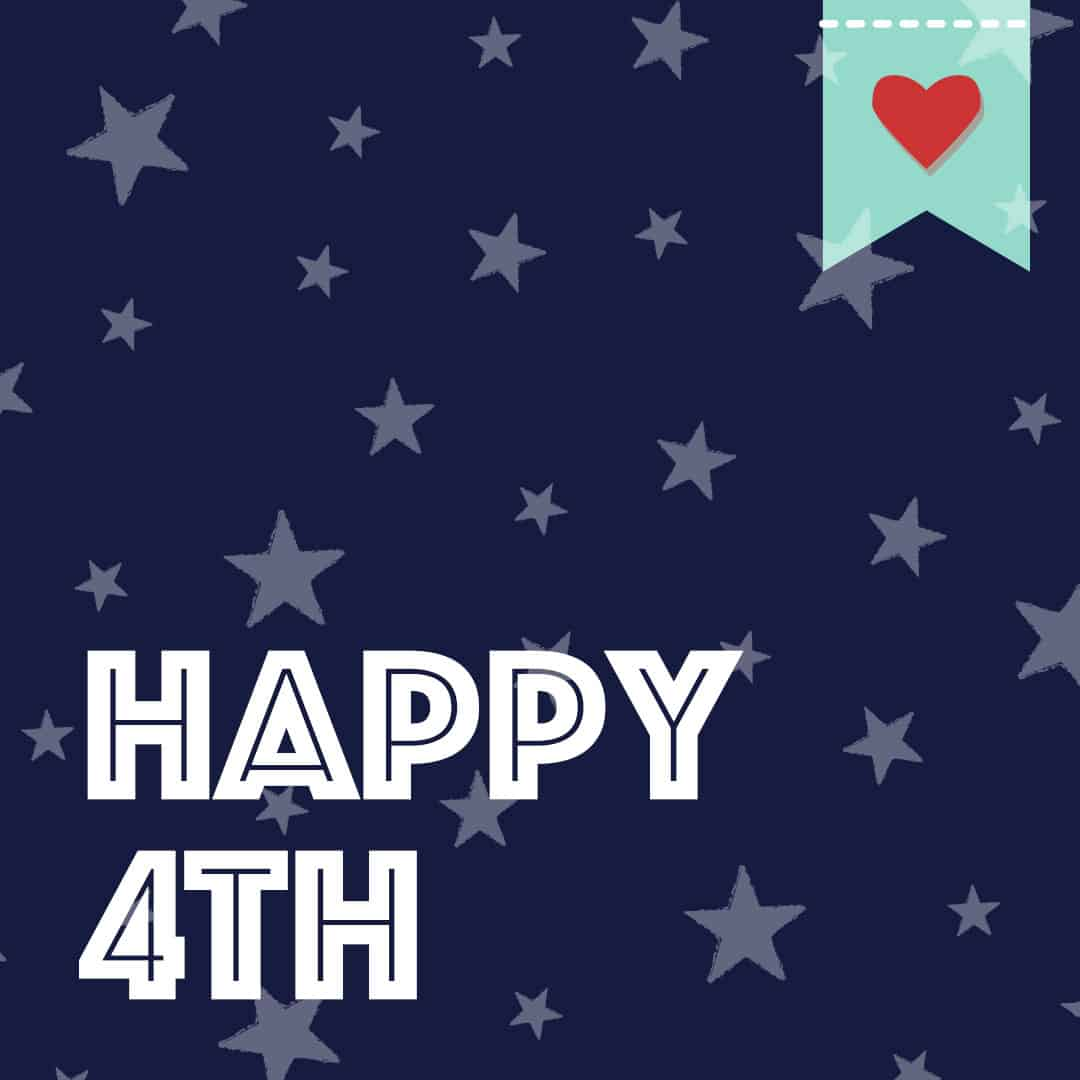 happy 4th - let freedom ring