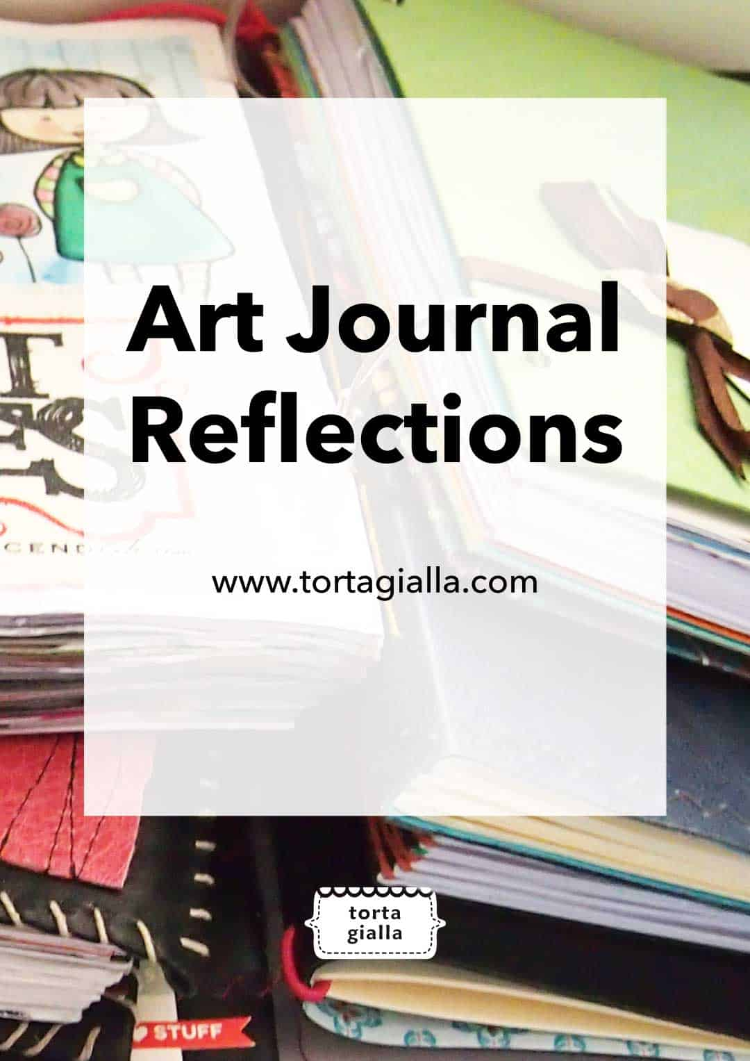 art journal reflections