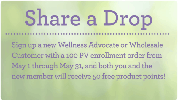 sign-up to be a wellness advocate