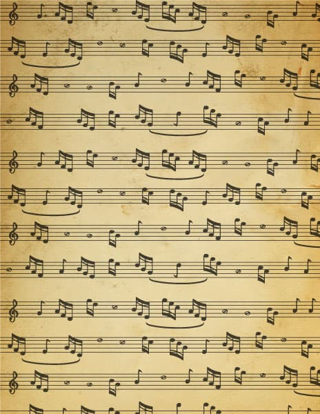 photograph regarding Vintage Sheet Music Printable known as Totally free Printable Typical Sheet New music tortagialla