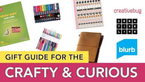 Gift Guide for the Crafty and Curious | Happy Mother's Day
