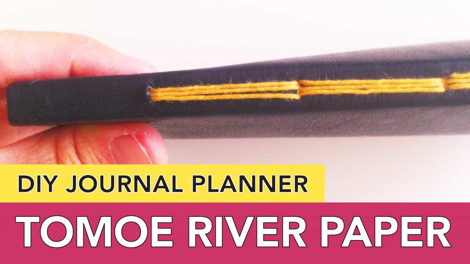 DIY Journal Planner | Tomoe River Paper