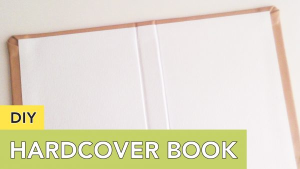 DIY Hardcover Book