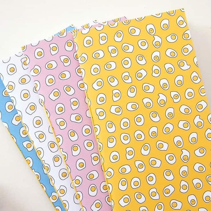 Printable Sunny Side Up Papers
