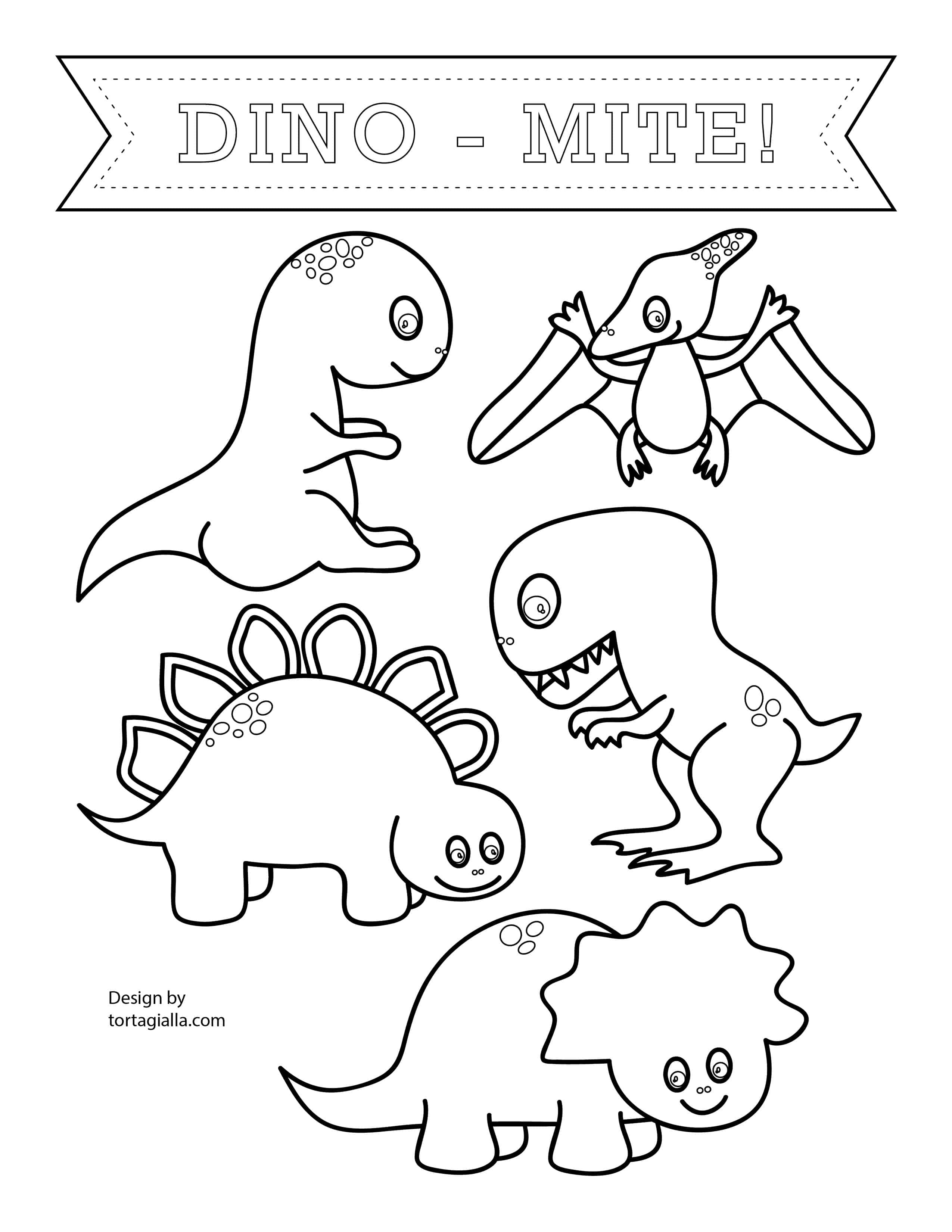 It is a photo of Free Printable Dinosaur Coloring Pages regarding ankylosaurus