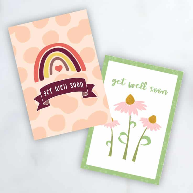 Printable Get Well Cards