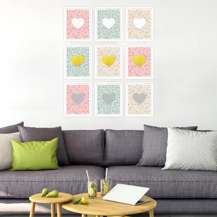 Free Digital Art Downloads - free printable art for home decor