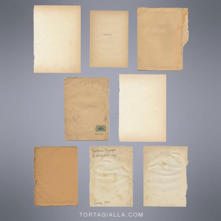 Vintage texture paper printables for download and printing.