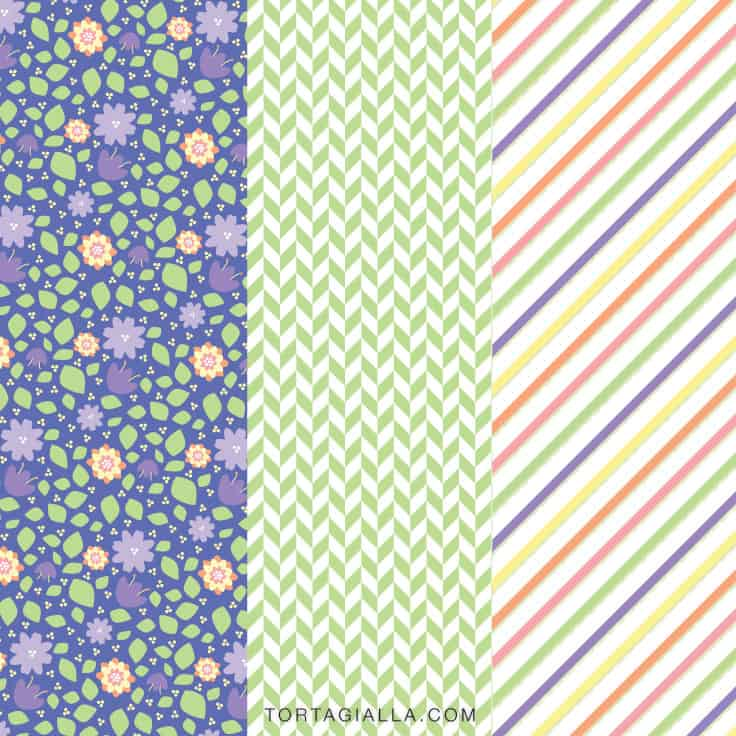 Download Free Easter Digital Papers on tortagialla.com