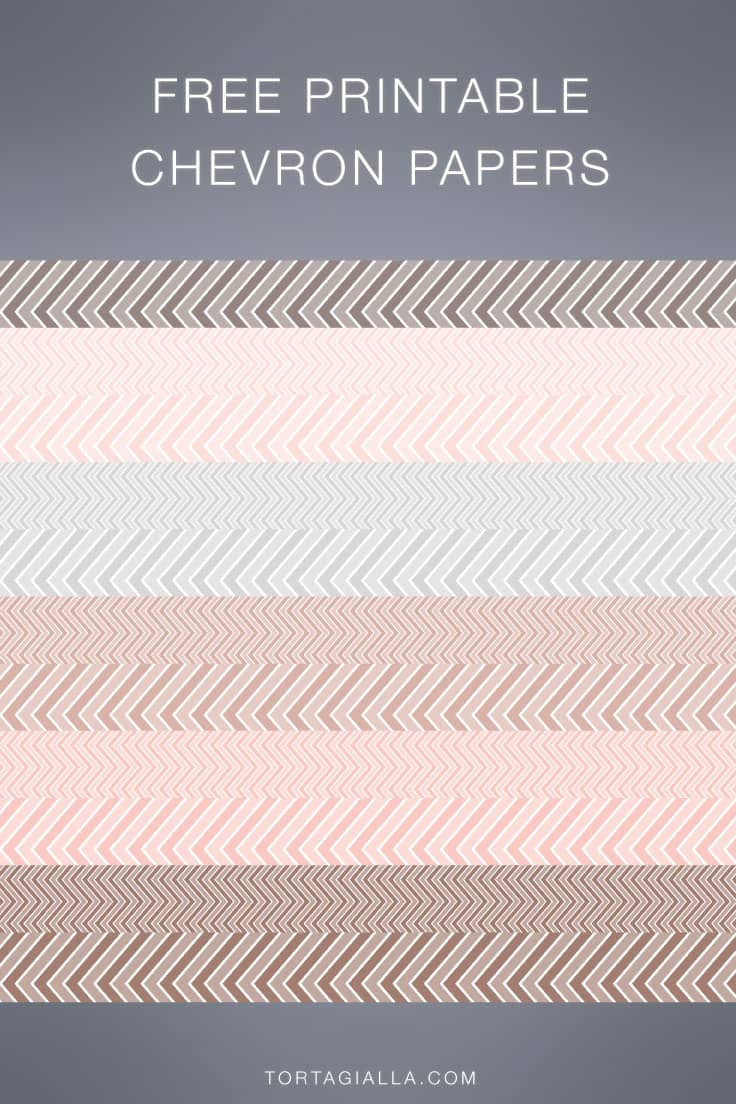 Download this Free Printable Chevron Paper Pack for scrapbooking, creative journaling, planner decor and more papercrafting fun.